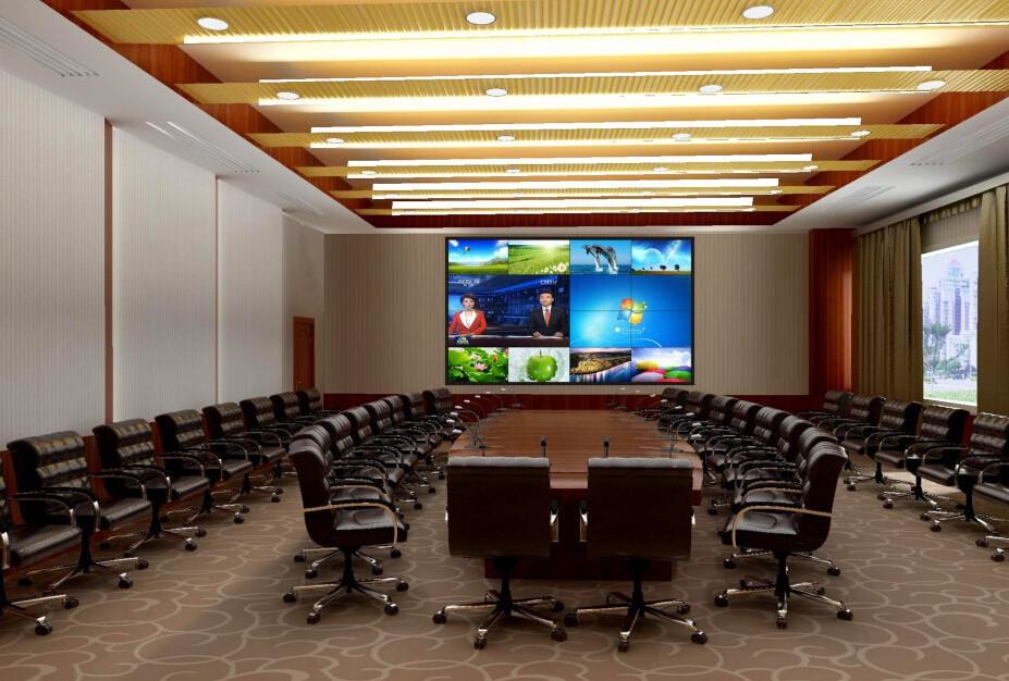 会议室大屏幕拼接系统